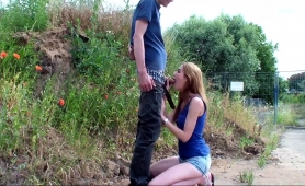slim-babe-sucks-a-dick-and-gets-rammed-from-behind-outside