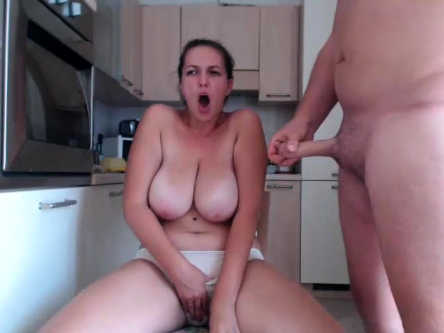 Big Natural Tits Doggy Style