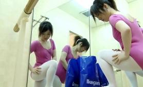 sexy-slim-oriental-ballerina-changes-clothes-on-hidden-cam