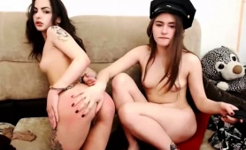 two-beautiful-girls-engage-in-lesbian-fun-and-share-a-cock