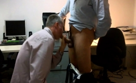 horny-daddy-delivers-a-wonderful-blowjob-in-the-office