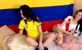 two-seductive-young-lesbians-masturbate-together-on-webcam